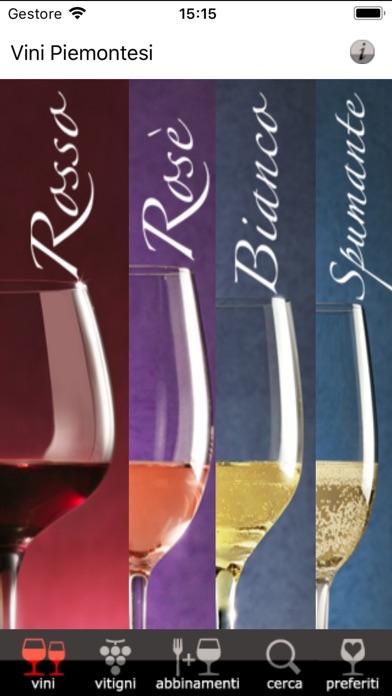 Vini Italiani - Piemonte screenshot1