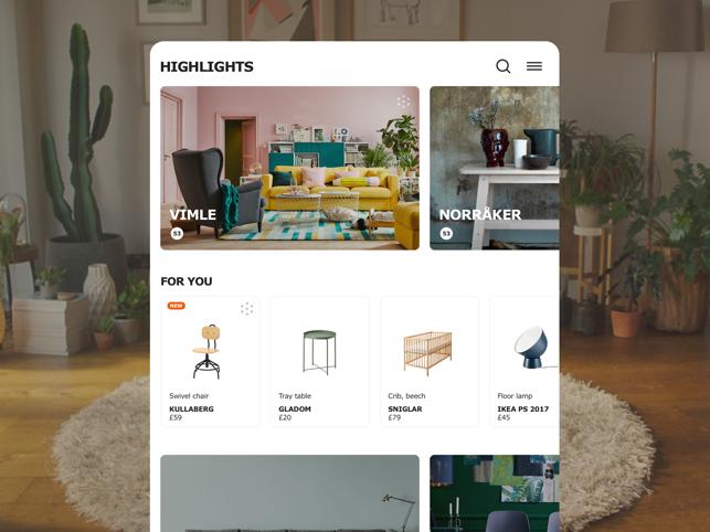 IKEA Place Screenshot