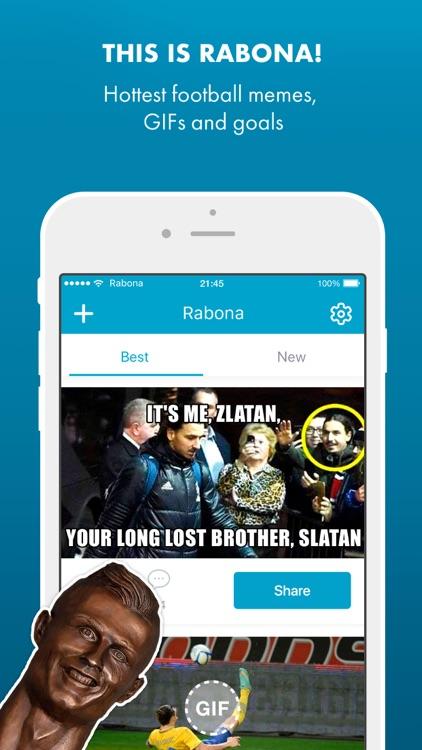 Rabona — soccer news & memes