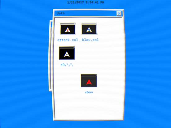 Glitchskier Screenshots