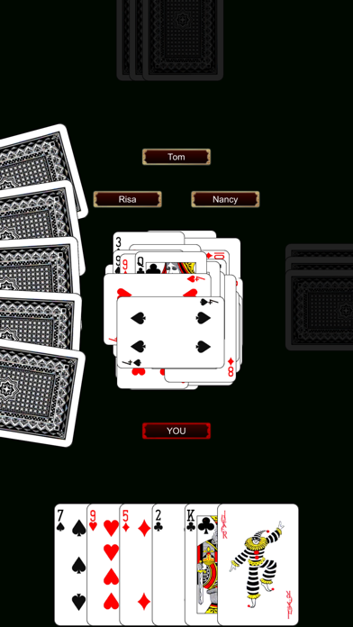 Old Maid(Babanuki) screenshot two