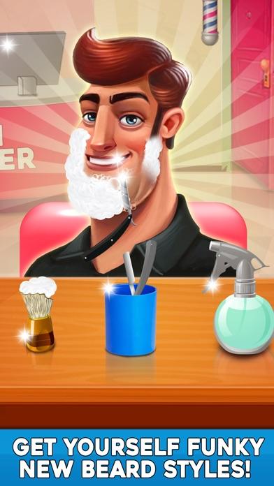 Virtual Stylist Hair Cut Game-1
