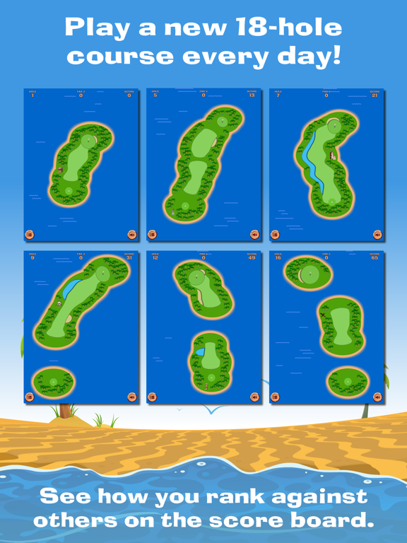 Screenshot 3 Island Golf