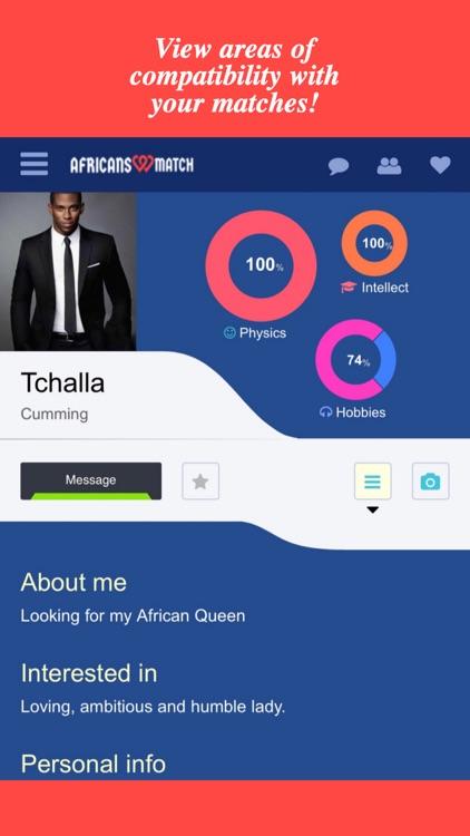 Africans Match screenshot-3
