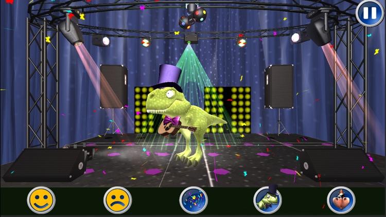 Mr Dino. The singing dinosaur screenshot-3