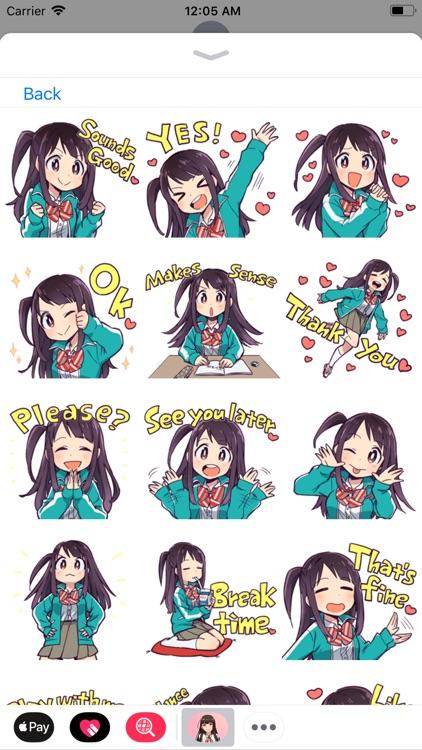 Anime Girls Collection screenshot-5