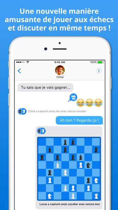Screenshot #2 pour Échec et mat!