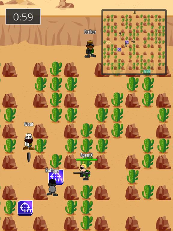 Delta Force - Multiplayer Game screenshot 5
