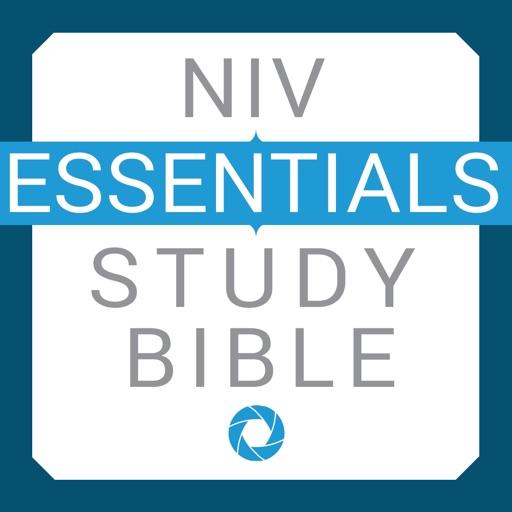NIV Essentials Study Bible