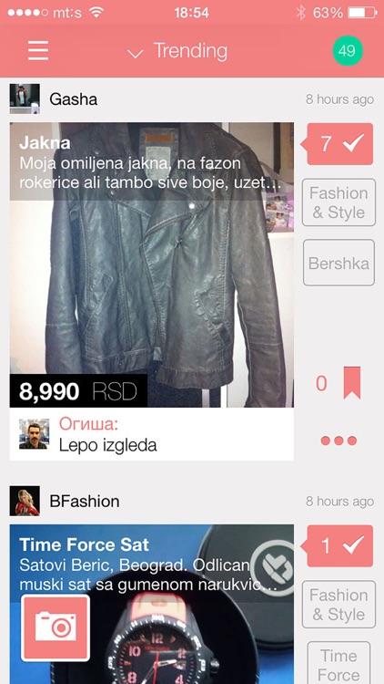 LaudUp screenshot-3