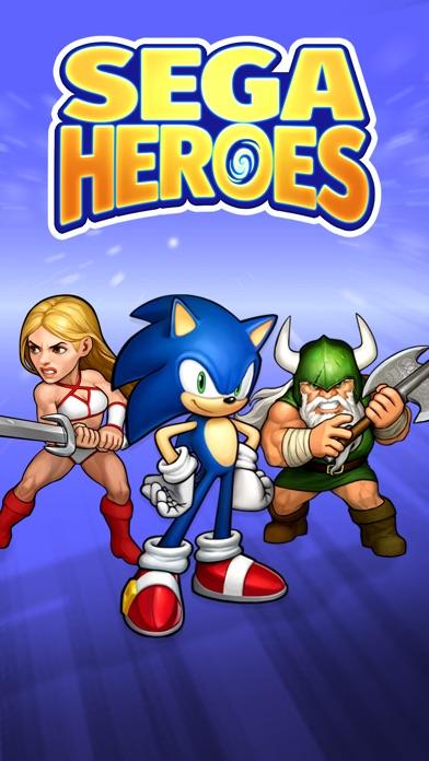 SEGA Heroes: Match 3 RPG Game screenshot 1