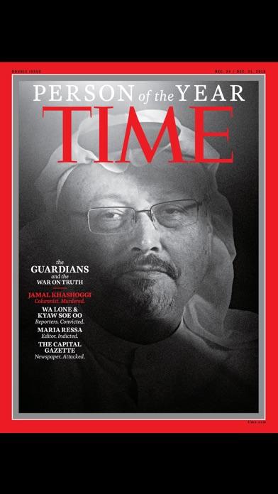 Time Magazine review screenshots