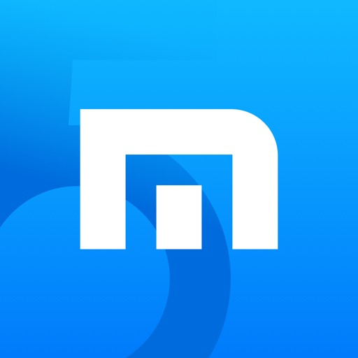 Maxthon 5 Cloud Web Browser