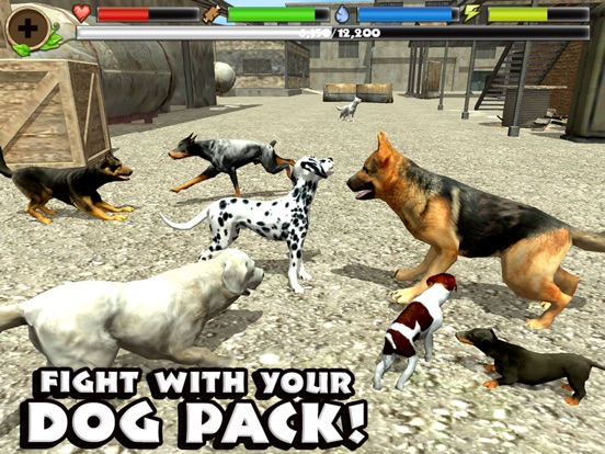 Stray Dog Simulator для iPad