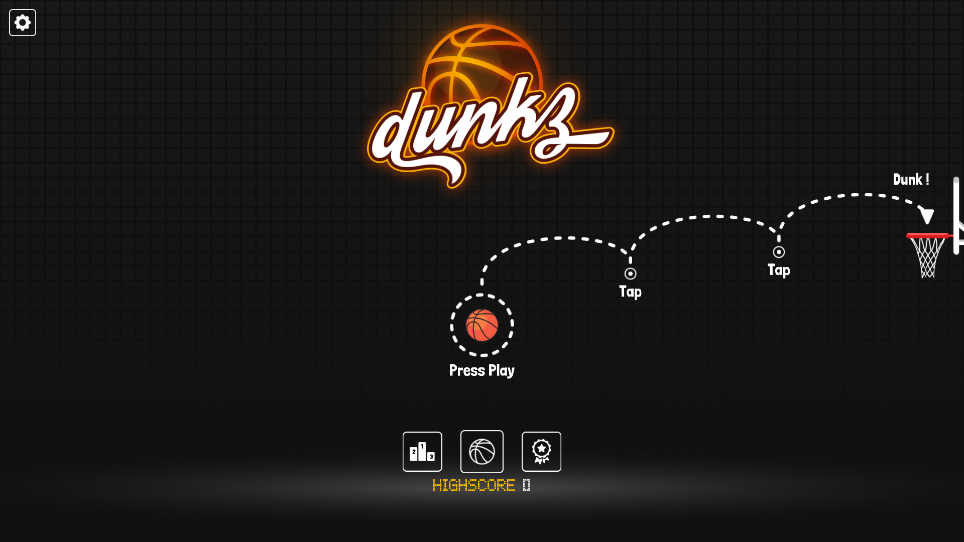 Dunkz - Basketball game screenshot 19