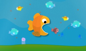 Fish Food Frenzy Fun