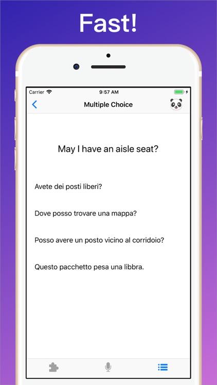 Learn Italian + © screenshot-5