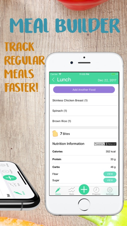 MyBites - Diet & Macro Tracker screenshot-3