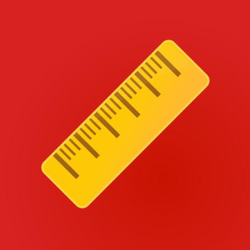 Distances - Map Ruler