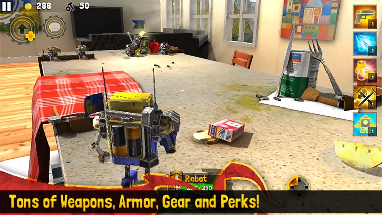 Bug Heroes 2 Premium screenshot-3