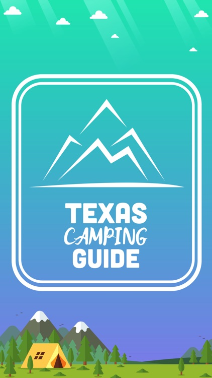 Texas Camping Guide screenshot-0