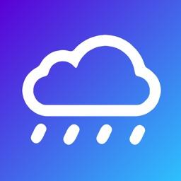 Ireland Weather - Irish rain cloud & pressure maps