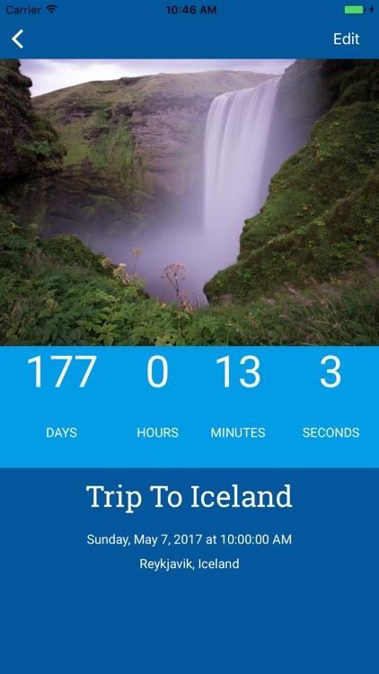 Countdown by timeanddate.com screenshot-3