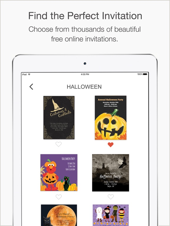 punchbowl online invitations app price drops