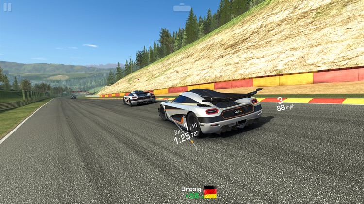 Real Racing 3 screenshot-1