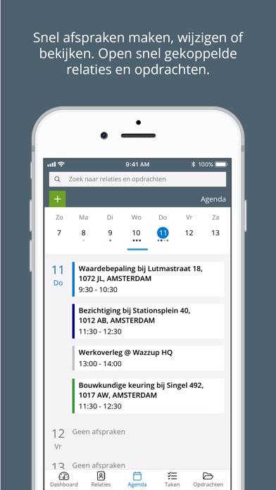 Screenshot #3 for Kolibri App voor makelaars