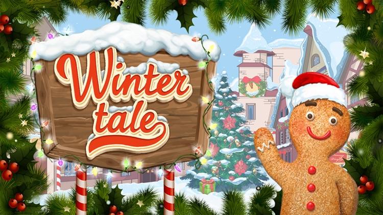 3 Candy: Winter Tales screenshot-3