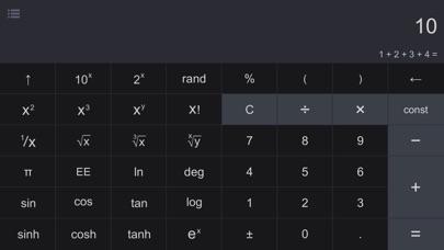 Screenshot #9 for CalcBox Pro - Smart Calculator