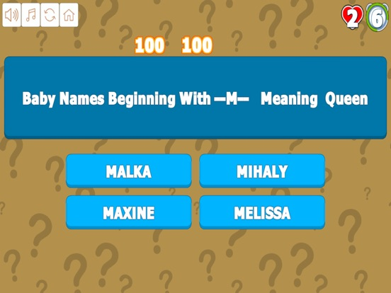 Quiz Your Baby Names M to R screenshot 9