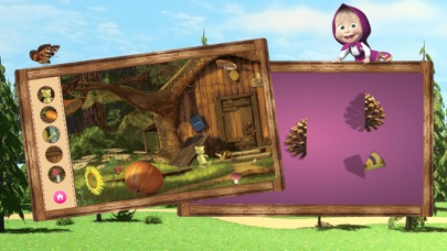 Screen Shot Masha and the Bear Games 4