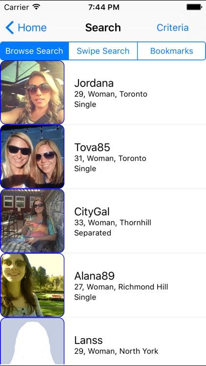 Mazel Match Jewish Dating screenshot-3