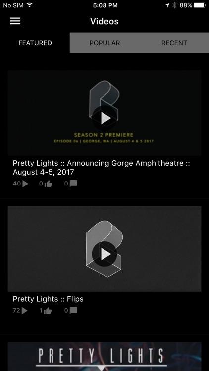 Pretty Lights screenshot-3