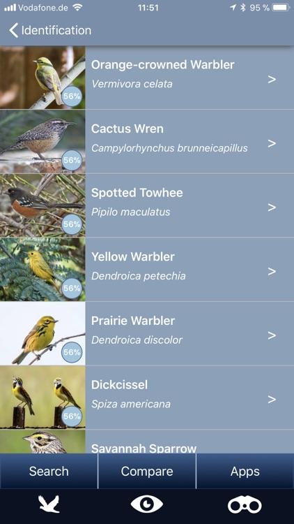 Bird Id USA backyard birds screenshot-7