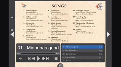 Screenshot for SWEDISH FOLK SONGS LINDSTROM in Egypt App Store