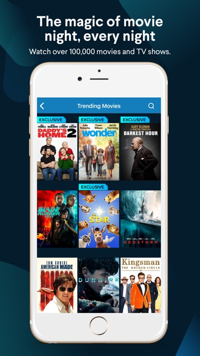 Vudu - Movies & TV App Download - Android APK