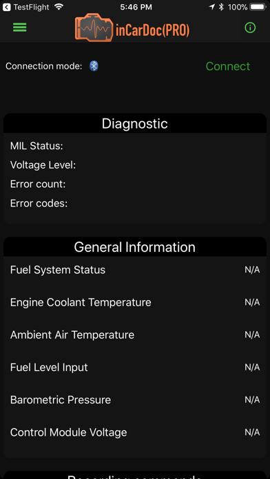 inCarDoc Screenshot