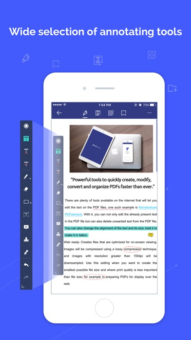 Download PDFelement - PDF Editor for Pc