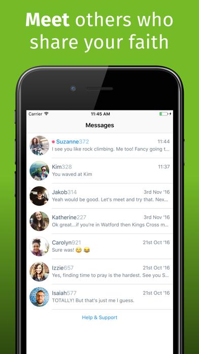 Connection - Christian Dating screenshot three