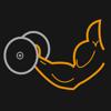 Gym Horn: Weight Lifting Log