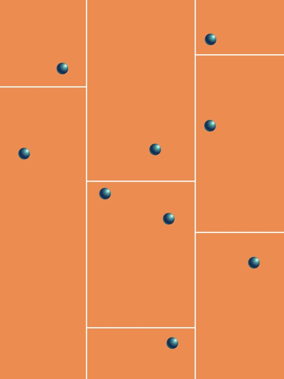 Divide The Bouncing Marbles Pro screenshot 3