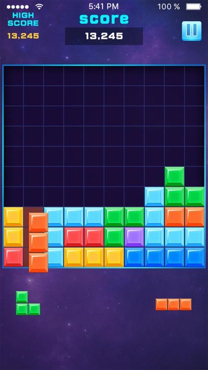 Tetlinos for 日本語版 人気のブロックパズルゲーム screenshot-4