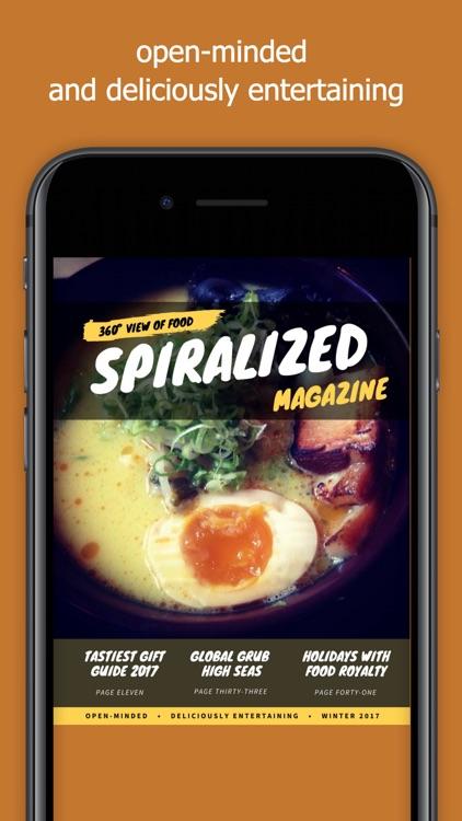 Spiralized Magazine