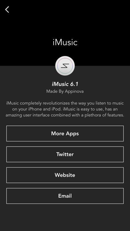 iMusic - Music App screenshot-4