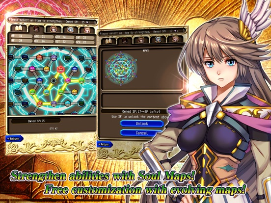 Screenshot 3 Premium-RPG Heirs of the Kings