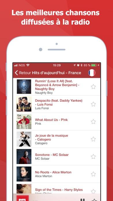 Screenshot for myTuner Radio Pro in Lebanon App Store