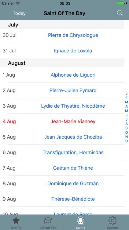 French Holidays screenshot-4